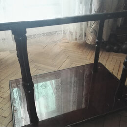 Столы и столики - Столик на колёсиках самодельный, 0