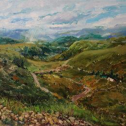 """Картины, постеры, гобелены, панно - Картина маслом на холсте """"Черногория"""", 0"""