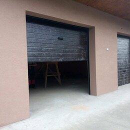 Заборы, ворота и элементы - Автоматические секционные гаражные ворота, 0