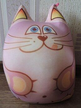 Мягкие игрушки - Кошка - антистресс, 0