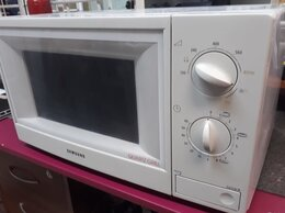 Микроволновые печи - Новая микроволновая печь, 0