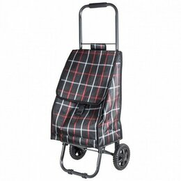 Тележки и тачки - Тележка с сумкой «Brown», 30 кг, 0