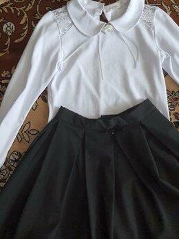 Комплекты и форма - Школьная форма для девочки 128/134, 0
