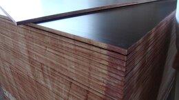 Древесно-плитные материалы - Фанера ламинированная 18х1500х3000, 0