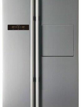 Холодильники - Холодильник Side by Side Daewoo FRN-X22H4CSI, 0