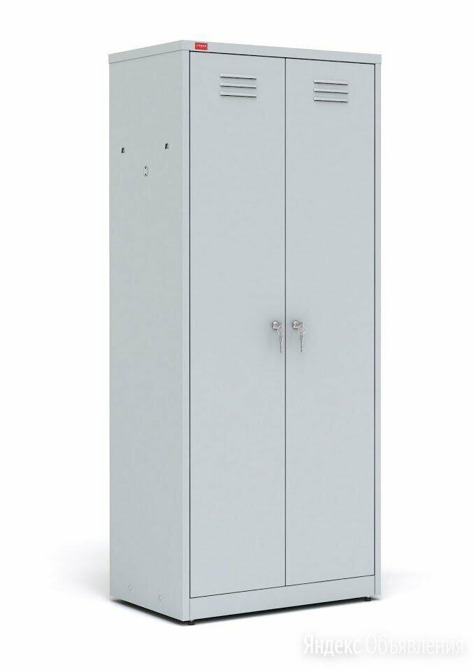 Шкаф для раздевалок ШРМ-АК по цене 9250₽ - Мебель для учреждений, фото 0