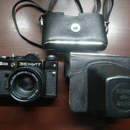 Пленочные фотоаппараты - Фотоаппарат Зенит 12 сд, 0