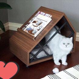 Когтеточки и комплексы  - Дом для кошки, 0