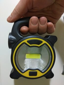 Фонари - Фонарик ручной светодиодный яркий, 0