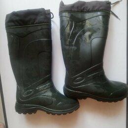 Одежда и обувь - Сапоги Резиновые 41р., 0