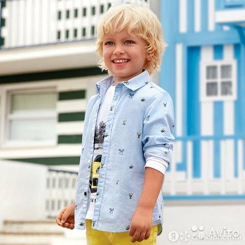 Рубашка Mayoral, 6 лет, 7 лет (2 размера) по цене 1584₽ - Рубашки, фото 0