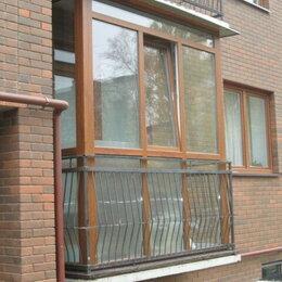 Окна - балконы и лоджии, 0