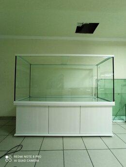 Витрины - Аквариум~744, для торговли живой рыбой, 0