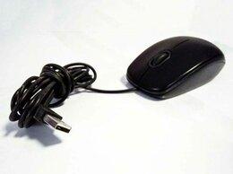 Мыши - Мышь оптическая Б/У черная USB, 0