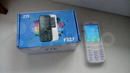 Мобильные телефоны - Телефон Zte F327 (2 сим, 3G), 0