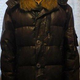 Пуховики - Куртка зимняя на пуху, 0