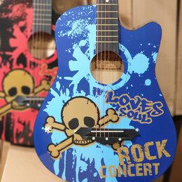 Акустические и классические гитары - Гитара Belucci новая, 0