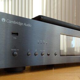 Цифро-аналоговые преобразователи - Сетевой проигрыватель Cambridge Audio Azur 851N Цап(Dac, 0