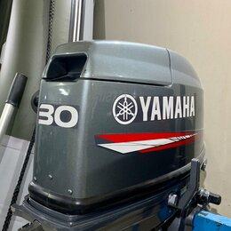 Двигатель и комплектующие  - 2Х-тактный лодочный мотор yamaha 30hmhs, 0