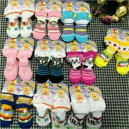 Носки - Носочки для новорожденных от 0 до 6 месяцев., 0
