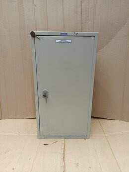 Шкафы для документов - Шкаф металлический Практик, 0