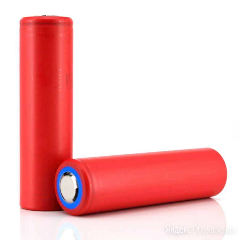Литий-ионные аккумуляторы Li-ION 18650-21700-18350 по цене 350₽ - Батарейки, фото 0