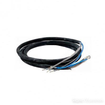 Кабель соединительный ЭВТ; сечение-4 кв.мм L=3м по цене 1500₽ - Кабели и провода, фото 0