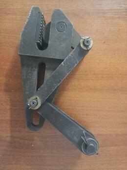 Тиски - Захват листового металла 250кг ссср , 0