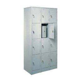 Мебель для учреждений - Шкаф для хранения сумок LS-34 , 0