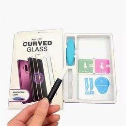 Защитные пленки и стекла - Защитное стекло Samsung на S-серии ультрафиолет, 0