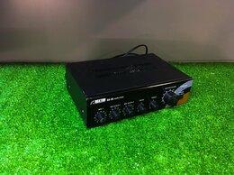 Аудиооборудование для концертных залов - Микшер-усилитель roxton AA-35, 0