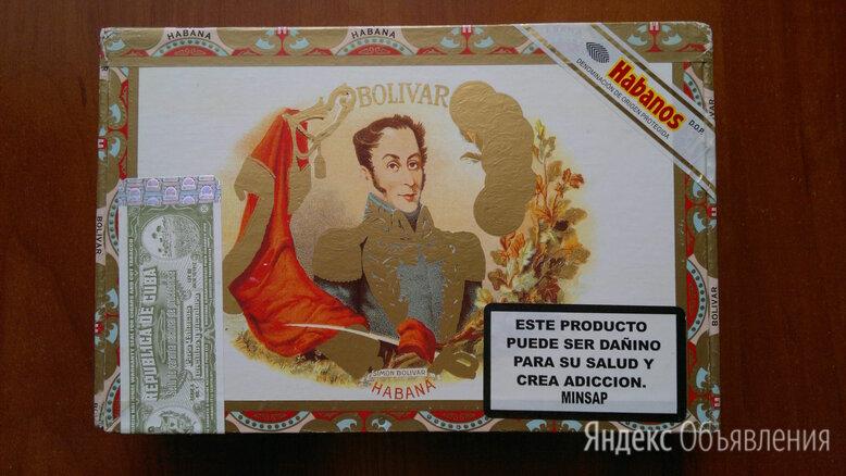 BOLIVAR (Куба) + коробка лучин по цене 23000₽ - Другое, фото 0