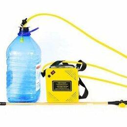 Электрические и бензиновые опрыскиватели - Аккумуляторный ручной опрыскиватель Эко Туман ОГЭ-310 электрический, 0