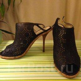 Туфли - Эффектные туфли. р.39, 0