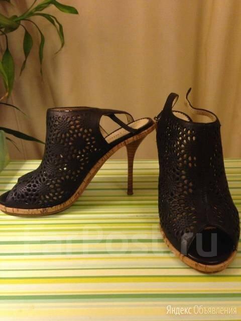Эффектные туфли. р.39 по цене 1700₽ - Туфли, фото 0