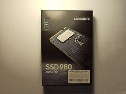 Внутренние жесткие диски - SSD M2 NVME Samsung 980 1Tb [MZ-V8V1T0BW], 0