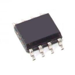 Блоки питания - LM393DR, Двойной маломощный компаратор напряжения, [SO-8], 0