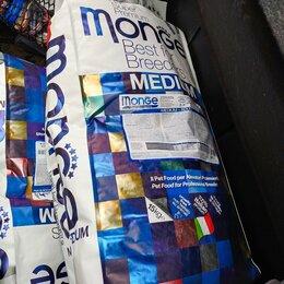 Корма  - Monge Dog Medium (Монж курица, рис), мешок 15 кг, 0