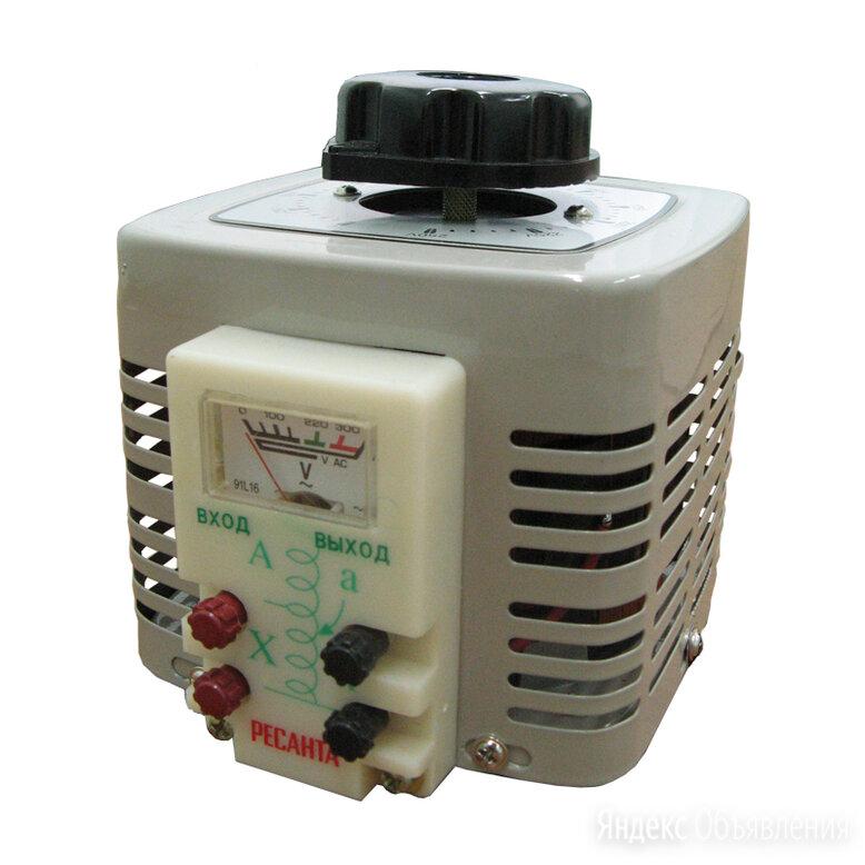 Автотрансформатор РЕСАНТА ТР/2 (TDGC2-2) ( арт. 63/5/2 ) по цене 5353₽ - Автотрансформаторы, фото 0