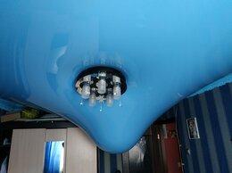 Ремонт и монтаж товаров - Слив воды с натяжного потолка, 0