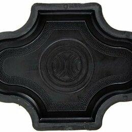 """Тротуарная плитка, бордюр - Форма для тротуарной плитки """"Рокко, 0"""