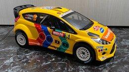 Модели - 1/18 Minichamps - Ford Fiesta RS WRC Solberg, 0