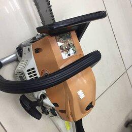 Электро- и бензопилы цепные - Бензопила BauMaster GC99458X, 0