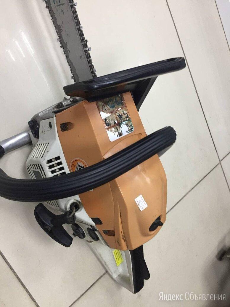 Бензопила BauMaster GC99458X по цене 4599₽ - Электро- и бензопилы цепные, фото 0