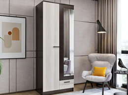 Шкафы, стенки, гарнитуры - Шкаф Адель 0.8 , 0