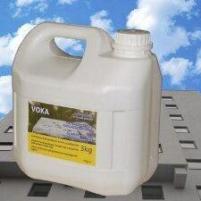 Пропитки - Защитные покрытия для бетона, кирпича - VOKA, нанозащитный состав, упаковка 3 кг, 0