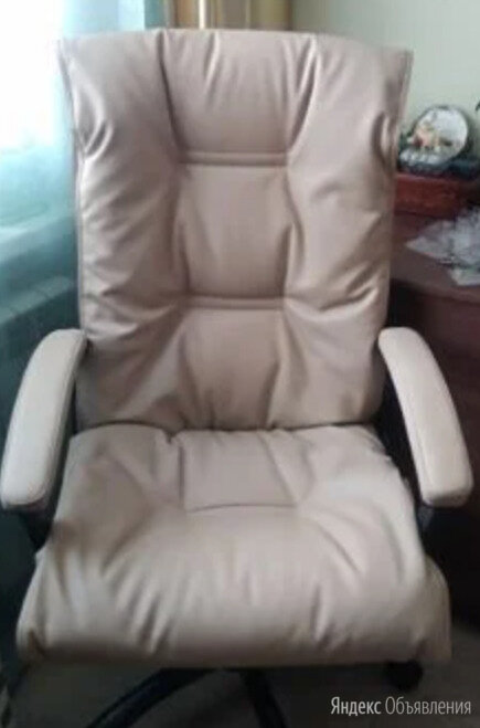 Кресло директора по цене 6000₽ - Компьютерные кресла, фото 0