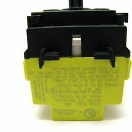 Товары для электромонтажа - Выключатель 32А (пицца) Чув., 0