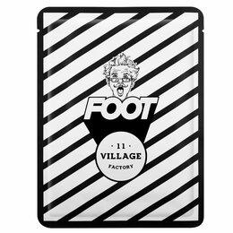 Маникюрные и педикюрные принадлежности - Увлажняющая маска-носочки для ног VILLAGE 11 FACTORY Relax-Day Foot Mask, 0