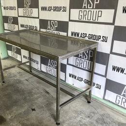 Прочее оборудование - Столы производственные из нержавеющей стали, 0